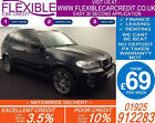 2010 BMW X5 30D XDRIVE30D M SPORT GOOD BAD CREDIT CAR FINANCE FROM 69 P WK