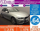2014 BMW 320D 20 M SPORT GOOD BAD CREDIT CAR FINANCE FROM 64 P WK