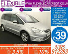 2010 FORD GALAXY 20 TDCI TITANIUM GOOD BAD CREDIT CAR FINANCE AVAILABLE