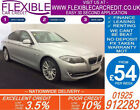 2010 BMW 530D 30 SE GOOD BAD CREDIT CAR FINANCE FROM 54 P WK