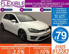 2014 VW GOLF R 20 TSI 4X4 DSG GOOD BAD CREDIT CAR FINANCE AVAILABLE