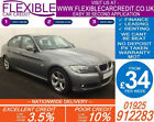 2011 BMW 320D 20 TD EFFICIENT DYNAMICS GOOD BAD CREDIT CAR FINANCE AVAILABLE