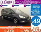 2012 FORD GALAXY 20 TDCI TITANIUM X GOOD BAD CREDIT CAR FINANCE AVAILABLE