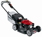Variable Speed Walk Behind Gas Self Propelled Mulch Lawn Mower Roto Stop System
