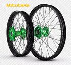 KAWASAKI MX WHEEL FOR KX125 KX250 KX250F KX450F ANY COLOR ON RIM/HUB SET NEW
