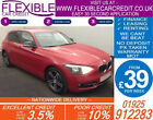 2012 BMW 116i 16 SPORT GOOD BAD CREDIT CAR FINANCE AVAILABLE