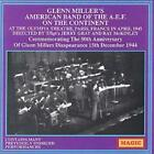 Glenn Miller And The American Band Of The A.E.F. : On the Continent CD (1999)