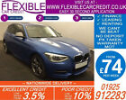 2014 BMW M135i 30 SPORT AUTO GOOD BAD CREDIT CAR FINANCE AVAILABLE