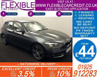 2013 BMW 114i 16 SPORT GOOD BAD CREDIT CAR FINANCE AVAILABLE