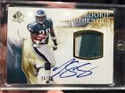 2009 SP Authentic Gold LESEAN McCOY RC AUTO 25 25 1 1 Rookie Autograph UD SSP