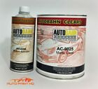 Low Gloss Satin Clear Coat Gallon Act 41 Mix Autobahn Car Vehicle Auto Kit