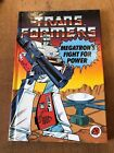 VINTAGE TRANSFORMERS MEGATRONS FIGHT FOR POWER LADYBIRD BOOK