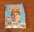 1988 DONRUSS Baseball Factory Box with 36 Wax Card Packs