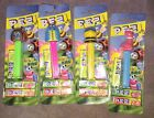 SFL  SET of 4 Retired BABY BUGS Pez on EUROPEAN Cards