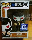 Funko Pop! Legion of Collectors Exclusive Bane #218 DC Comics Batman Most Wanted