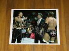 WWE JOHN CENA TRIPLE H AUTOGRAPHED WRESTLING PHOTO RARE MUST SEE NO RESERVE