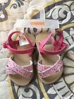 Gymboree Baby Toddler Girl Sandals Size 4 New