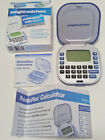 Weightwatchers Points Plus Pocket Calculator for Diet With Manual Guide and Box