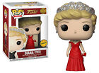 Funko POP! Royals DIANA (PRINCESS OF WALES) VINYL FIGURE RED CHASE VARIANT