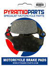 Rear Brake Pads for Kreidler 125 Street DD 12-13