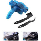 3Pcs Cycling Bicycle Cranks Chain Wheel Wash Cleaner Tool Brush Scrubber Set Kit