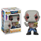 POP! Guardians Of The Galaxy DRAX WITH GROOT #262 Exclusive Funko Official New