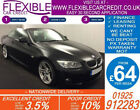2013 BMW 330D 30 TD M SPORT GOOD BAD CREDIT CAR FINANCE FROM 64 P WK