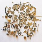 10 Grams Watch Parts Steampunk Wheels Gears Watchmakers Lot Nail Art Hands Craft