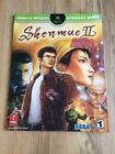 Shenmue II XBOX Primas Official Strategy Guide Great Shape