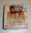 Sealed Box - The Young Indiana Jones Chronicles 36 Packs of Cards vtg 1992