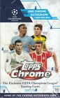 IN STOCK 2018 Topps Chrome UEFA Champions League Soccer Hobby Box 18 Pack 1 AUTO