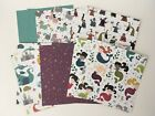 Stampin Up Myths  Magic Specialty Designer Series Paper Pre cut 6x6 12 Sheets