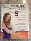 Weight Watchers Points Plus Fitness Exercise Series 5 DVD set Jennifer Cohen