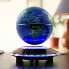 Floating Globe Magnetic Levitation Anti Gravity World Map Levitating LED Light