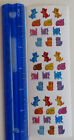 Sandylion MULTI COLOR MINI CATS KITTENS Strip of VINTAGE Stickers RETIRED RARE