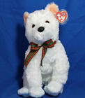 Ty Large Plush Beanie Buddy Kirby ( Scotland Terrier dog ) MWMT