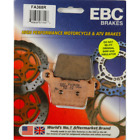 EBC Sintered Rear Brake Pads BMW G450X Husaberg FC250 Husqvarna CR125
