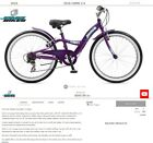 Jamis Capri 2016 girls kids bicycle bike Excellent condition Very little use