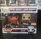 Funko Pop! Freddy Krueger and Jason Voorhees Bloody 2 Pack Box Lunch Exclusive!