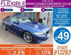 2011 BMW 320D 20 TD M SPORT GOOD BAD CREDIT CAR FINANCE FROM 49 P WK