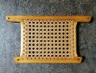 Old Antique Old Town Canoe Wicker Seat Original 1940 s ?? Vintage early estate