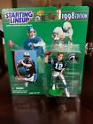 1998 Kenner Starting Lineup SLU Kerry Collins Panthers NFL Football