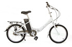 Folding Electric Bike Bicycle 250w 36v10ah Lithium Battery 40 Mile Range