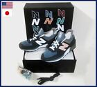 New Balance x Ronnie Fieg x DSM MS574 Sneakers with N Patch Navy US 8 JP 26