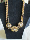 Kenneth Jay Lane for AvonREGAL RICHES COLLECTION NECKLACE NIBSigned KJL