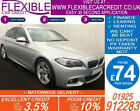 2014 BMW 520D 20 TD M SPORT GOOD BAD CREDIT CAR FINANCE AVAILABLE