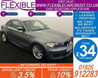 2010 BMW 120D 20 M SPORT COUPE GOOD BAD CREDIT CAR FINANCE FROM 34 P WK