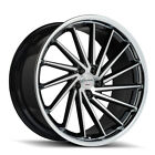 20 GIOVANNA SPIRA FF DIAMOND CUT CONCAVE WHEELS RIMS FITS LEXUS SC430