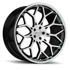 20 GIOVANNA NOVE FF DIAMOND CUT CONCAVE WHEELS RIMS FITS LEXUS SC430