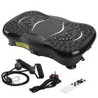 Vibration Plates Power Fit Machine Exercise Massage Fitness Ultra Compact Music